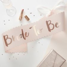 Κορδελα Bride to be! Team Bride